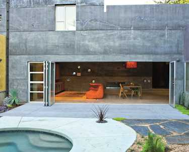 Exterior Folding Doors - Exterior Sliding Doors - SL 45