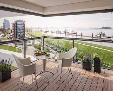 Solutions for balconies fa ades balcony glazing and - Ways enhancing balcony ...